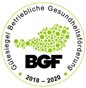 Logo: BGF_guetesiegel_2018-2020